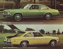 GM 1976 Chevrolet Nova Sales Brochure