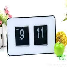retro flip alarm clock retro flip alarm clock digital auto flip desk clock classic stylish retro