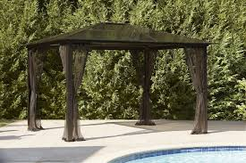 essential garden gazebo. Essential Garden Gazebo Pool M