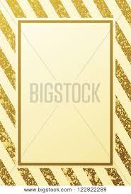 Gold Glitter Background Border Vector Photo Bigstock