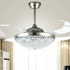 architecture ceiling fan with crystal chandelier new for fans crystals prepare 13 under light kit hanging
