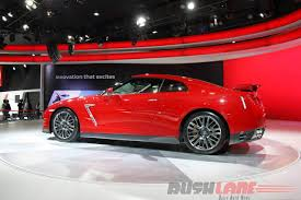 nissan new car release in india2016 Auto Expo  Nissan GTR India launch in September
