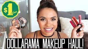 dollarama makeup haul mariposa makeup reviews samantha jane you