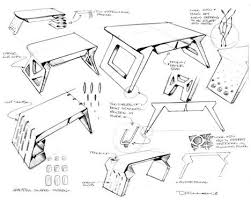 table design sketches. Unique Table Afficher Lu0027image Du0027origine Intended Table Design Sketches R