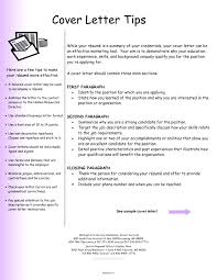 Writing The Perfect Resume And Cover Letter How To Do A Resume Cover