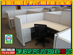 How To Shop For Cubicle Dividers Workstations Accessories Impressive Office Furniture World Creative