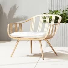 cb2 patio furniture. gala gold lounge chair cb2 patio furniture