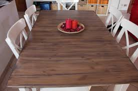 Refinish Kitchen Table Top Wood Kitchen Tables Reclaimed Wood Kitchen Island With Butcher