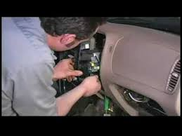 ford explorer mercury mountaineer removing replacing heater ford explorer mercury mountaineer removing replacing heater core ford explorer mercury mountaineer removing stereo bessel cover