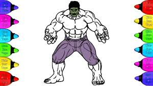 Superhero 'hulk' of the avengers coloring page & drawing tutorial video + coloring book for kids & toddlers ! Incredible Hulk Coloring Book Hulk Coloring Pages For Kids How To Le Hulk Coloring Pages Coloring Books Coloring Pages For Kids