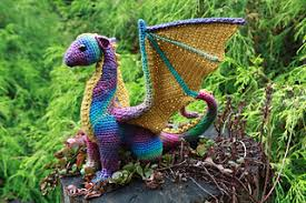 Dragon Pattern Mesmerizing Ravelry Dragon Pattern By Crafty Intentions
