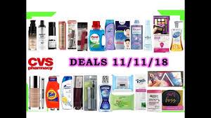 cvs 11 11 18 many great deals