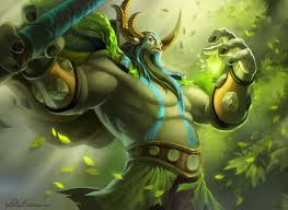 dota nature s prophet by goldentigers on deviantart