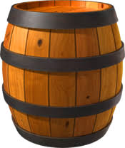 Image result for and the barrel keeps rolling along