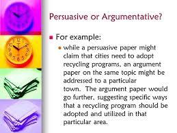 argumentative essays ms sanders rocks ms sanders rocks ppt 3 persuasive or argumentative