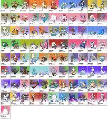 Pokemon XY Kalos Pokedex (Page 1) - Line.17QQ.com