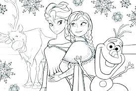 Princes Coloring Pages Princess Frozen Printable Dis Carmelaowin