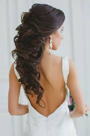 680 best prettiest wedding hairstyles images on pinterest Wedding Hairstyles Up Or Down 30 stunning half up half down wedding hairstyles ❤ see more wedding hair up or down