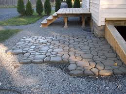 47 mold on patio create country stone patterned walks paths patios and timaylenphotography com