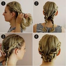 Gran Peinados Pelo Corto Recogido 30 Peinados Para Cabello Corto