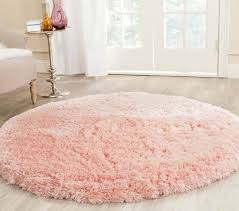 awesome rug design round rug in pink color for perfect home floor decor pink nursery rug