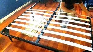 wooden bed slats full – pppeas.info