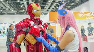 Donu0027t You Think Our Iron Man Is So Lucky To Be In Love Of Beautiful Girls U0026  Kids? #killerbody #ironman #mk7 #armor #coser #cosplay  #C3BJpic.twitter.com/ ...