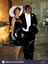 Raquel Welch Actress with Fred Trueman at the wedding of Damon Welch Stock  Photo - Alamy