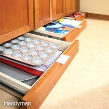 extra kitchen cabinet shelves gain extra storage space in the kitchen by installing toe kick drawers extra kitchen cabinet shelves