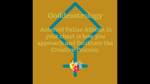 Astrology And Archetypal Wisdom Of Pallas Athena