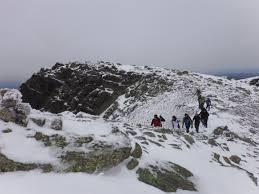 Resultado de imagen de invernal ruta