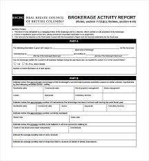 Template com Business Word Report Sales - Activity Broker 23 Sample Pdf Free Excel Tulsalutheran Pipeline Printable