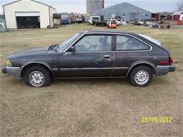 1981 to 1983 Honda Accord for Sale on ClassicCars.com - 1 Available