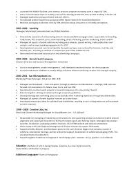 Elizabeth De Paiva Senior Marketing Manager Resume