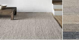 restoration hardware textured sisal rug designs