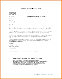 9 Good Cover Letters Letter Of Apeal