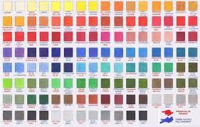 Savage Color Chart Pdf Prismacolor Polychromos Colour Comparison Chart In 2019