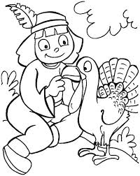 Small Picture Thanksgiving Indian Coloring Pages Apigramcom