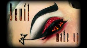 devil eye makeup y demon makeup tutorial ft bh cosmetics you