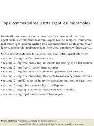 Real Estate Broker Resume Lovely Real Estate Agent Resume Sample