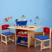 KidKraft Primary Rectangular Kid's Play Table