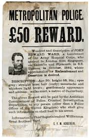 Criminal Wanted Poster Beauteous Wanted Thieves Forgers And Murderers Of The Victorian Age Flickr