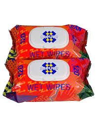 <b>Влажные салфетки</b> антибактериальные с защитной крышкой ...