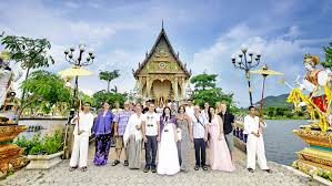Thai Western Wedding Package Romantic Weddings In Koh Samui At