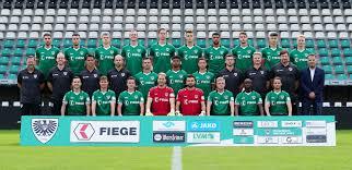 Sport club preußen 06 münster. Regionalligist Sc Preussen Munster Gastiert Im Hamalandstadion Spielvereinigung Vreden