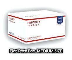 Usps Flat Cat Theartsupplystore Medium International Box Rate – Priority
