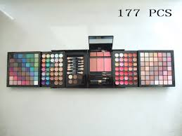 mac pro palette every color imaginable 177 colors applicator mirror makeup set