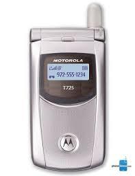Motorola T725 specs - PhoneArena
