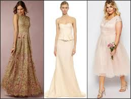 shop colored wedding dresses for non traditional brides