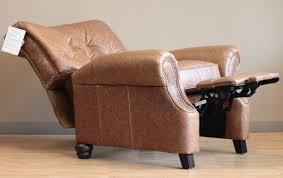 barcalounger phoenix ii leather recliner chair